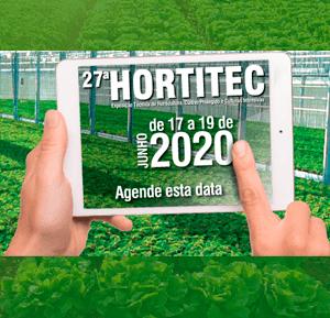 HORTITEC 2020 @ Parque da Expoflora